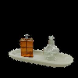 Thumbnail: Bathroom decorative objects