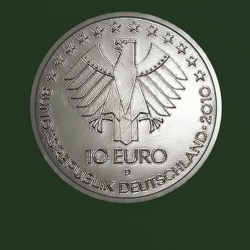 Thumbnail: Euro Coin, 10 Euro