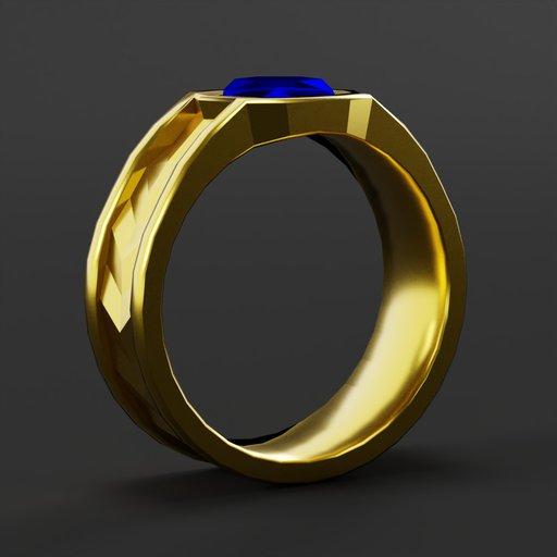 Thumbnail: Fantasy Ring Male