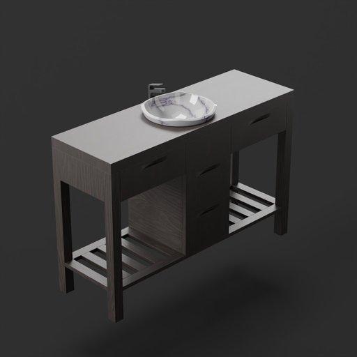 Thumbnail: Bathrom furniture