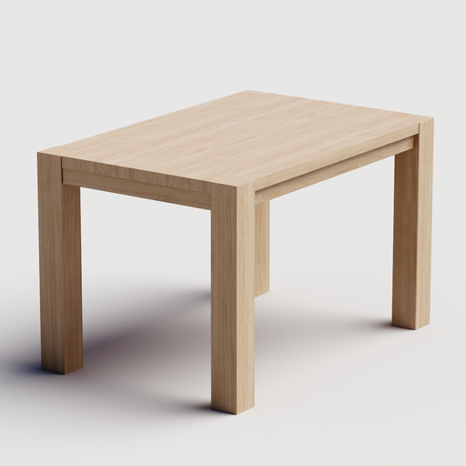 Thumbnail: Kitchen Oak Table