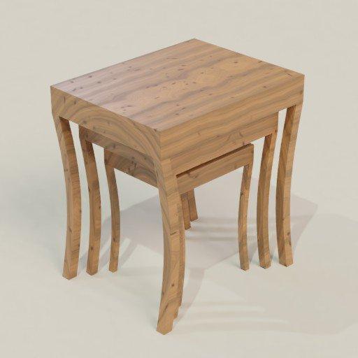 Thumbnail: Modern nest of table