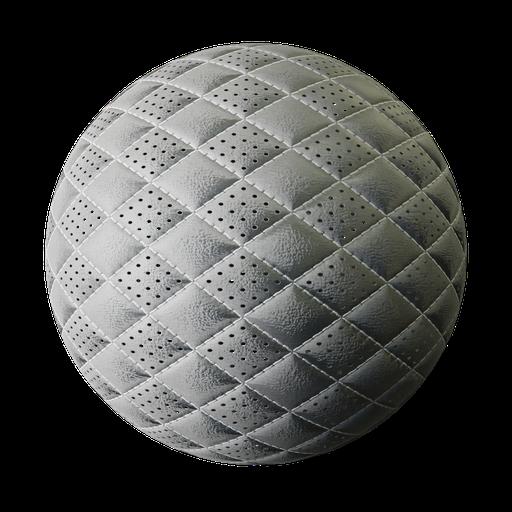 Thumbnail: Cowhide leather diamond