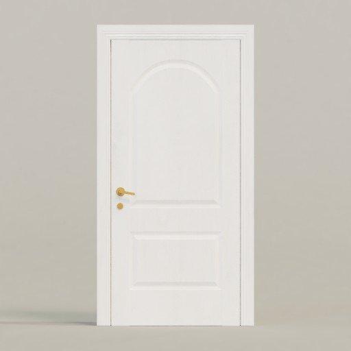 Thumbnail: White Door