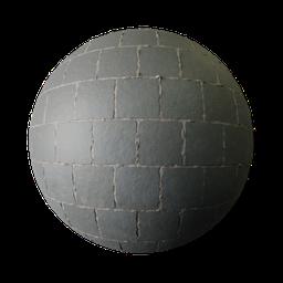 Thumbnail: Grey square blocks