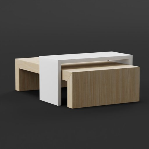 Thumbnail: Modern Coffee Table