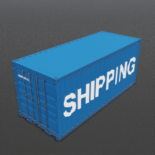 Thumbnail: Container standard 20 feet