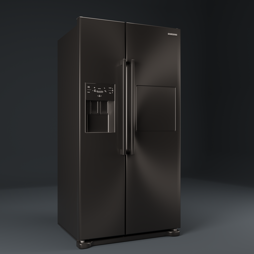 Thumbnail: Fridge - Samsung RS50N3913BC