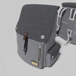 Thumbnail: Pack Bag