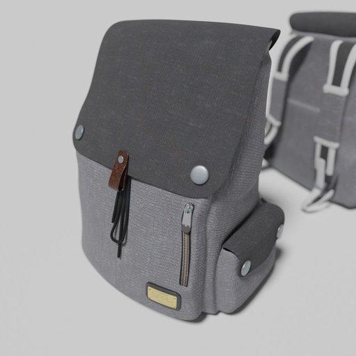 Thumbnail: Pack Bag