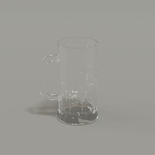 Thumbnail: Mug Glass