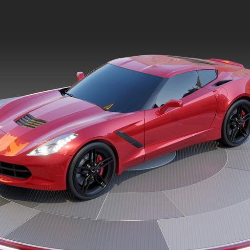 Thumbnail: Chevrolet Corvette (2014)