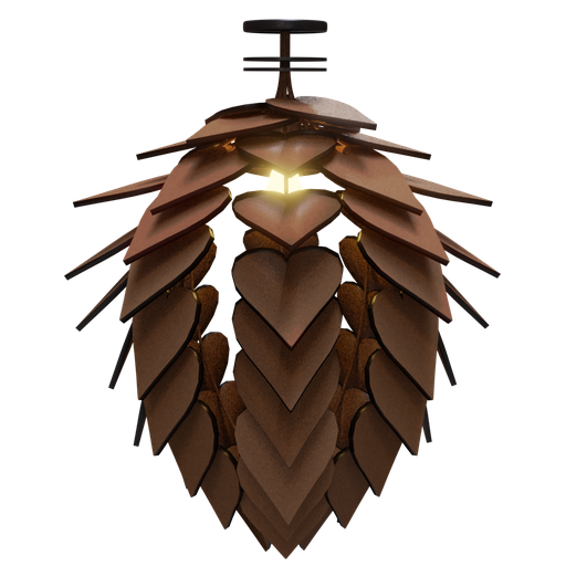 Thumbnail: Lamp with Scales