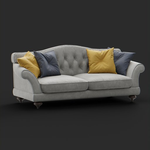 Thumbnail: Classic Sofa