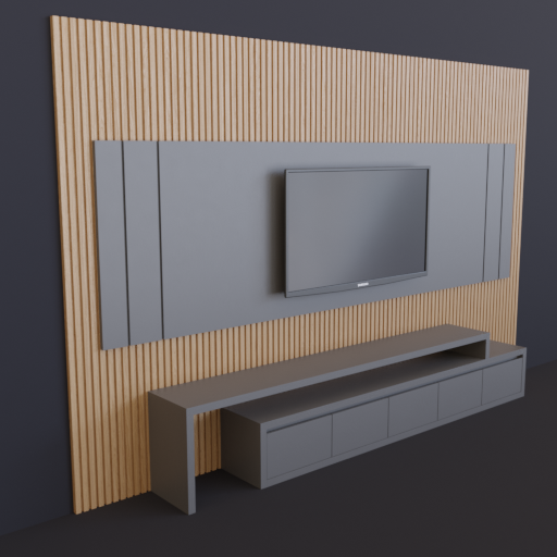 Thumbnail: Home Theater TV Pannel