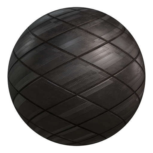 Thumbnail: Procedural Sci-fi Armour Plates