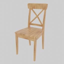 Thumbnail: IKEA Ingolf Chair