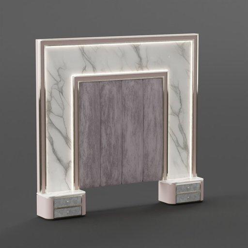 Thumbnail: Bedhead Design Feature (Luxury)