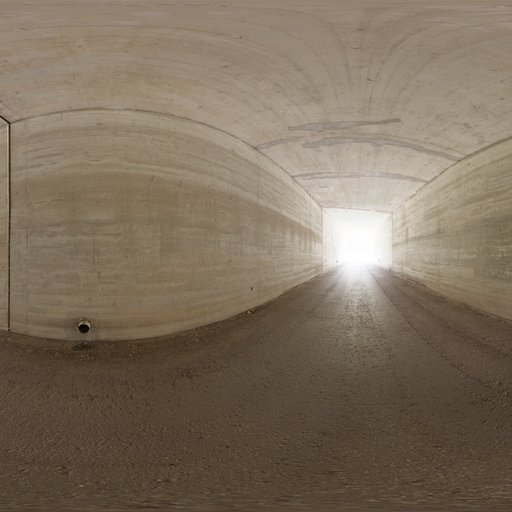 Thumbnail: Concrete Tunnel 02