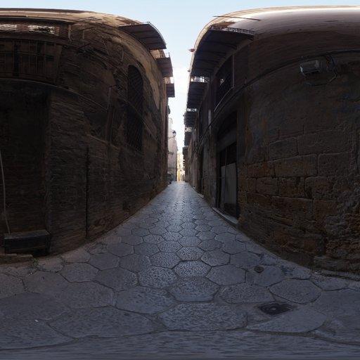 Thumbnail: Stone Alley 02