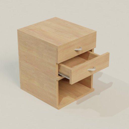 Thumbnail: Modular Nightstand A