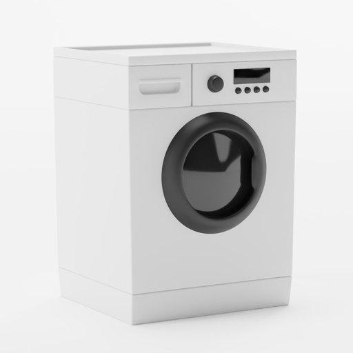 Thumbnail: Front Load Washing Machine