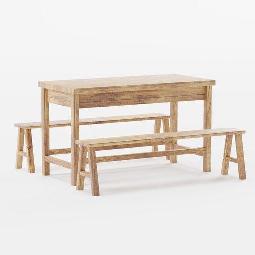 Thumbnail: Medival Table