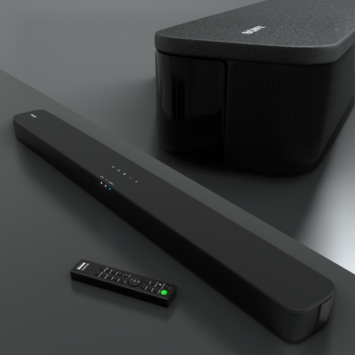 Thumbnail: Bluetooth sound bar Sony