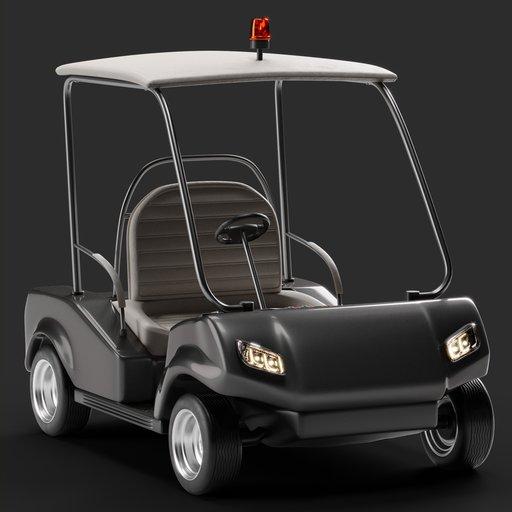 Thumbnail: Golf Cart
