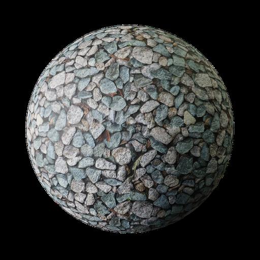 Thumbnail: Small stones