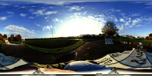 Skatepark Hechtsheim HDRI
