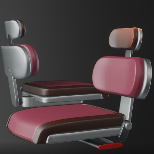 Thumbnail: Concept styled car seat 2