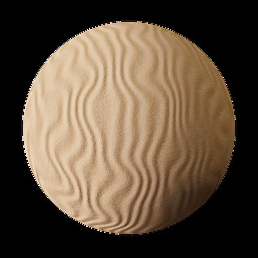 Procedural Sand