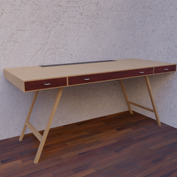 Thumbnail: Minimalist Desk