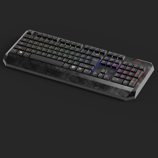 Thumbnail: Computer Keyboard