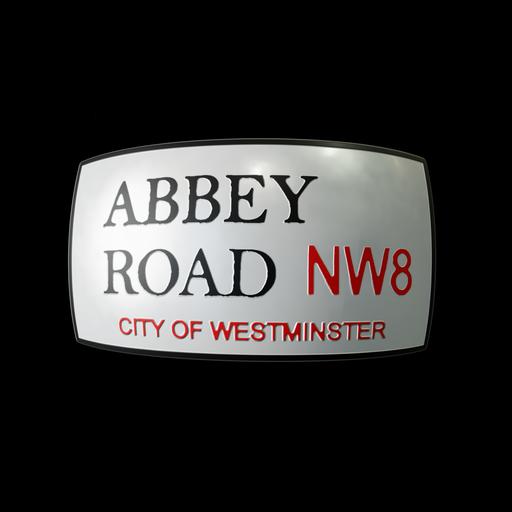 Thumbnail: Abbey Road Sign