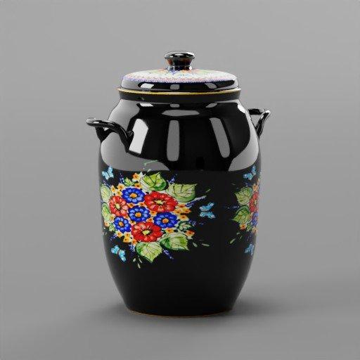 Thumbnail: Large ceramic pot