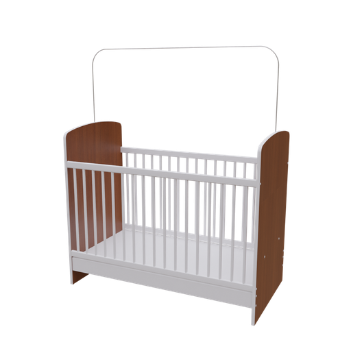 Thumbnail: Baby Crib Krum Avelã