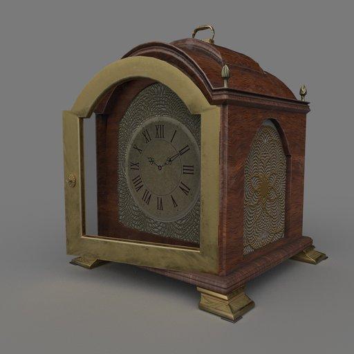 Thumbnail: Vintage Clock