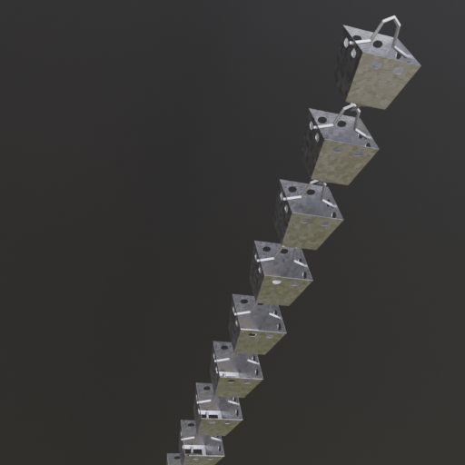 Thumbnail: Gutter downspout chain 3