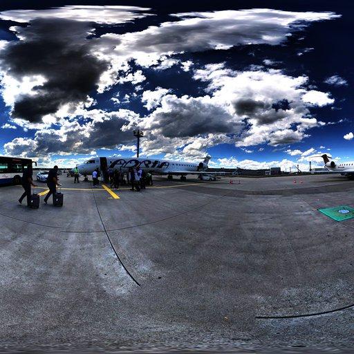 Thumbnail: Frankfort Airport HDRI