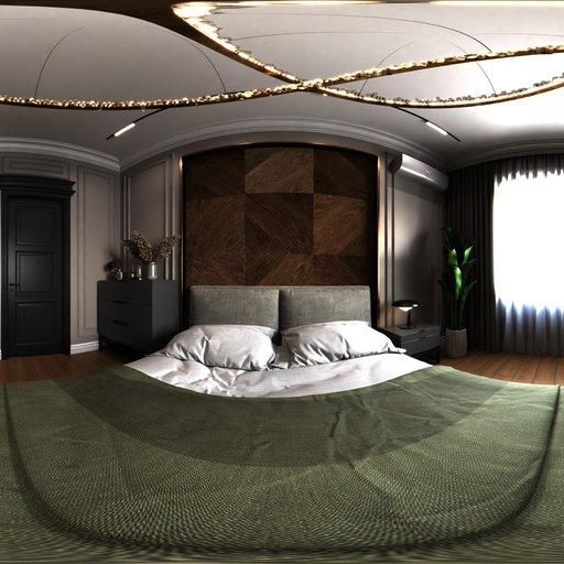 Thumbnail: Master Bedroom 8K HDRI