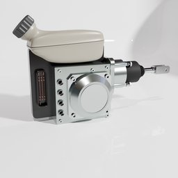 Thumbnail: Electromechanical brake booster