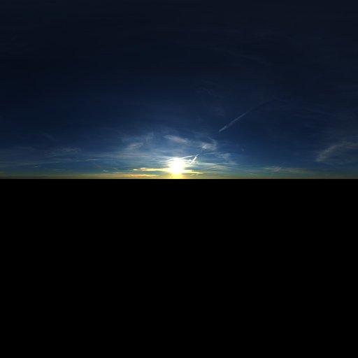 Thumbnail: Dawn Sky Hazy 1