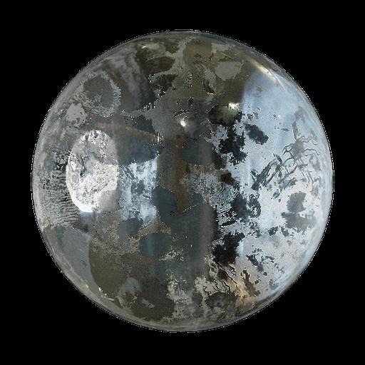 Smuged Glass