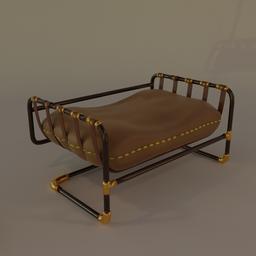 Thumbnail: Retro bench