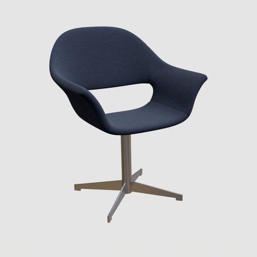 Thumbnail: Swivel chair