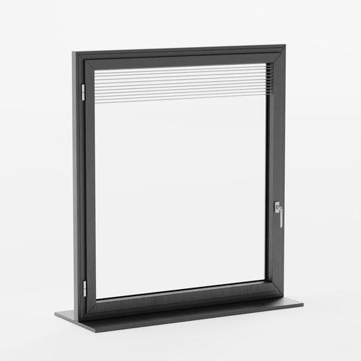 Thumbnail: Window AL Basic Single Rectangle