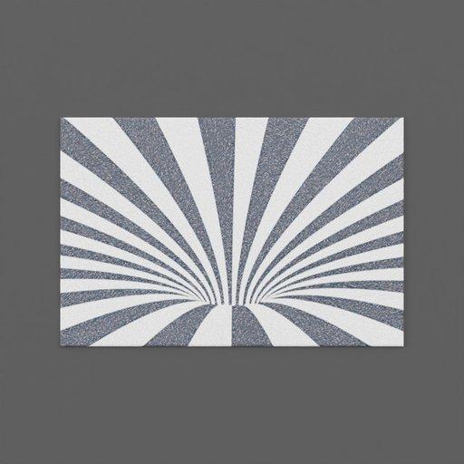 Thumbnail: Optical Illusion Vortex Carpet