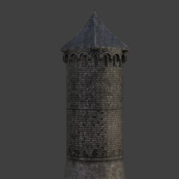 Thumbnail: Castle tower - type B